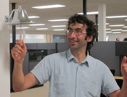 Benoit rings the bell -- 3 new orders from LSCE!