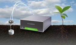 Picarro Soil Flux Measurements