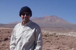 Joe Galewsky in Chile