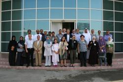 Participants in the IAEA/ICBA Regional Training Course in Dubai, UAE, Nov 2-6, 2014
