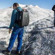 Mobile surveying in Greenland